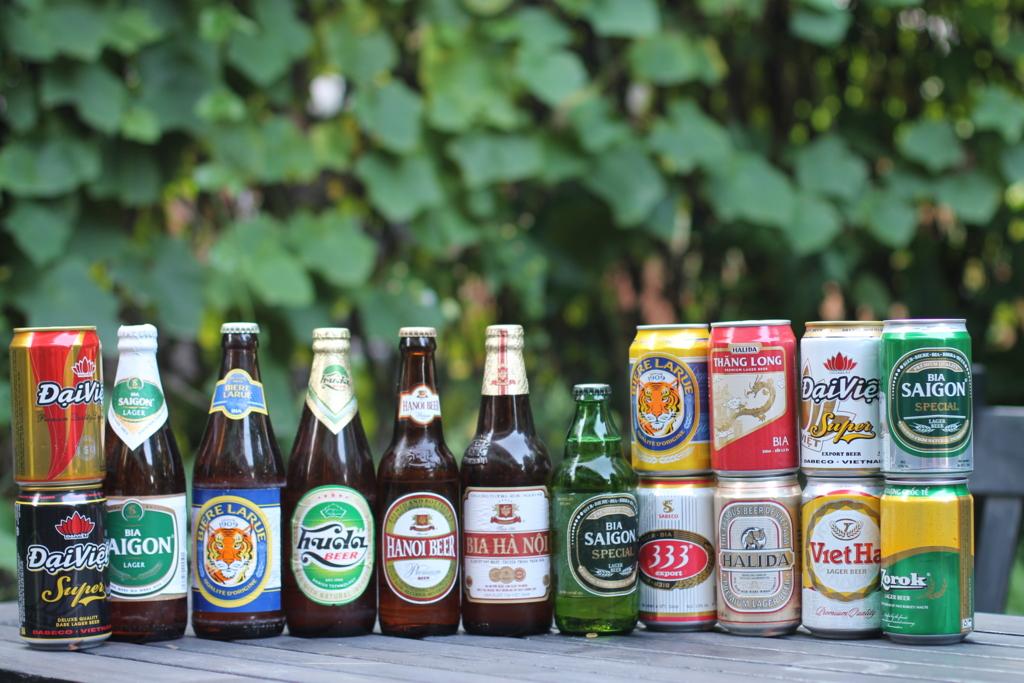 ビールお土産観光ベトナム