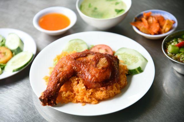 コムガーダナンレストランベトナム料理観光