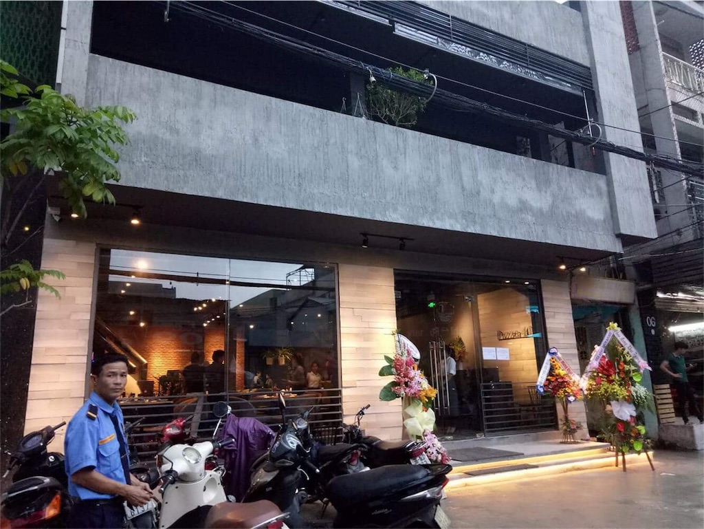 ピザダナン観光テト営業レストラン