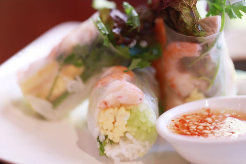 生春巻きベトナム料理ダナン