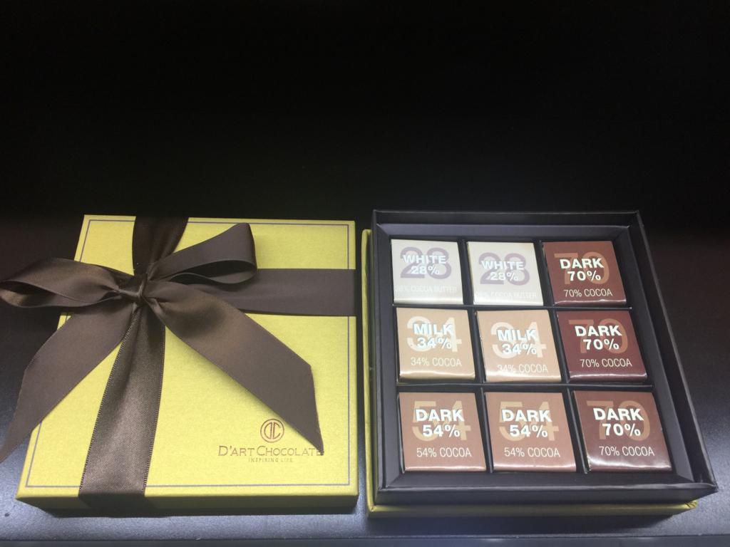 チョコレートお土産ダナン