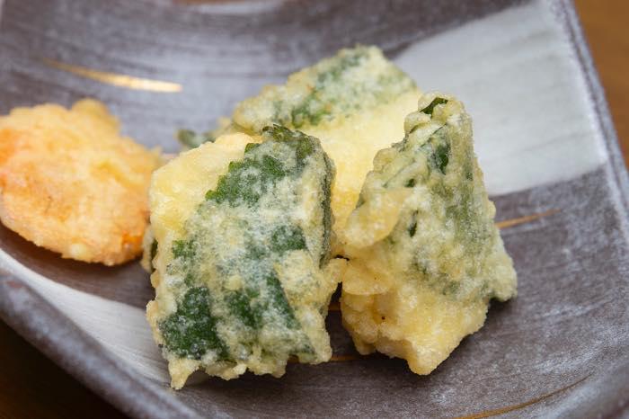 チーズダナンレストラン天ぷら