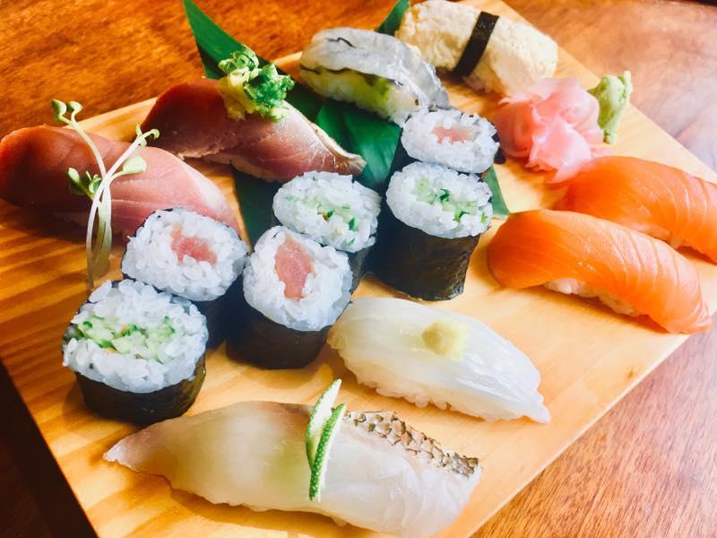 寿司ダナン刺身レストランベトナム