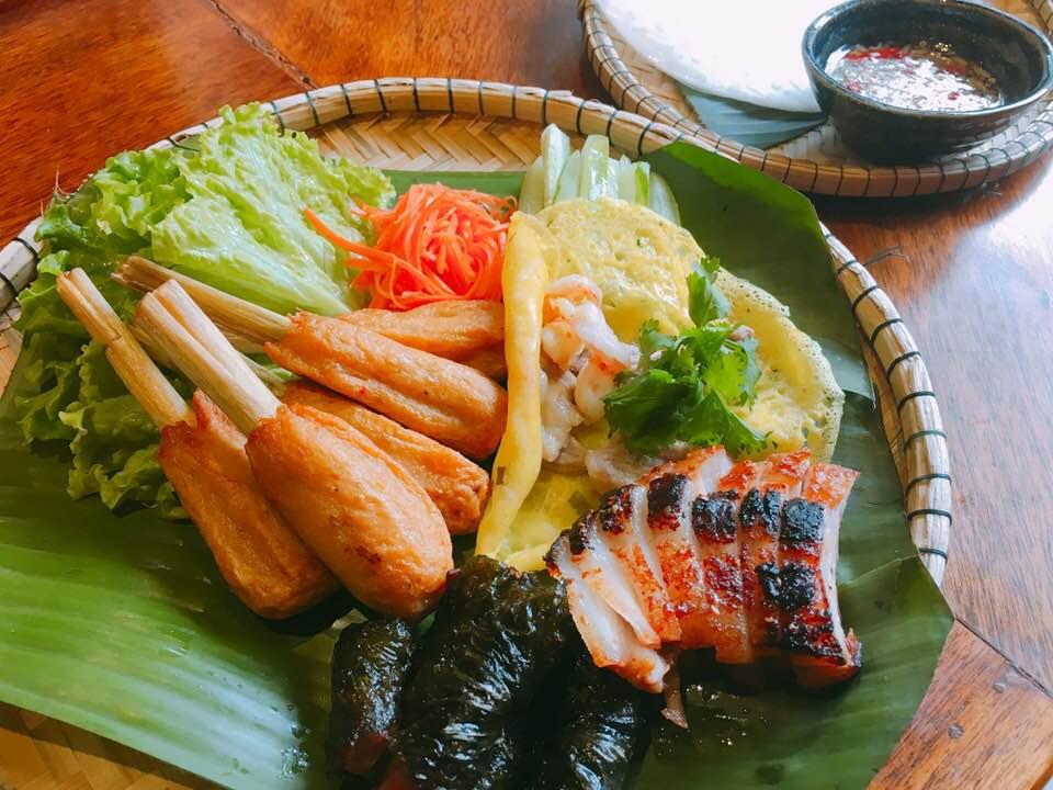 レストランバーダナン縁ベトナム料理