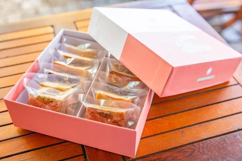 ダナンお土産taranハニーケーキ