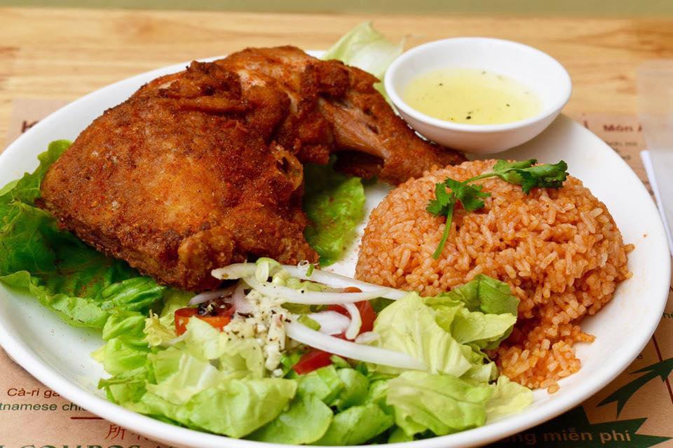 comgaベトナム料理コムガーダナン
